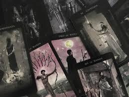 Darkness Of Light Tarot Review Samhain Moon Darkness Of Light Tarot