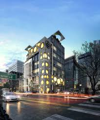office building design concepts. Office/Hotel Building Design Concept Office Concepts D