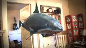 Летающая <b>рыба</b> на радиоуправлении - YouTube