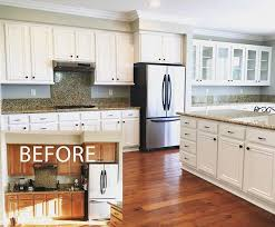 images of refinishing kitchen cabinets