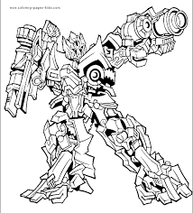 Transformer Coloring Sheets 14 Transformers Coloring Pages Printable