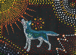 how to make aboriginal dot painting google search