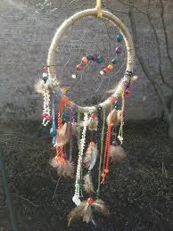 Dream Catcher Rules Rick Rack Rules Hippie Dream Catcher by DreamLoudLovely on Etsy 8