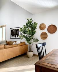 basket wall decor ideas to try in any room