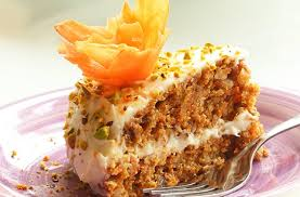 Easy Carrot Cake With Orange Mascarpone Cream The Petite Cook