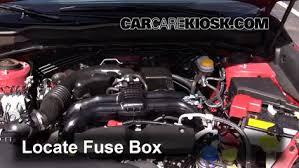 replace a fuse 2014 2016 subaru forester 2014 subaru forester replace a fuse 2014 2016 subaru forester 2014 subaru forester 2 5i premium 2 5l 4 cyl wagon 4 door