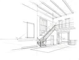 simple architectural sketches. Simple Architecture Design Drawing New On Architectural Sketches