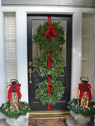 Decorations:Simple Decoration Red Front Door Ideas With Gold Door Handle  Ideas Awesome Front Door