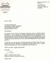 ucla letter esthetic dentistry letter