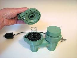 sprinkler valve replacement. Simple Replacement Spring Under Lid With Sprinkler Valve Replacement E