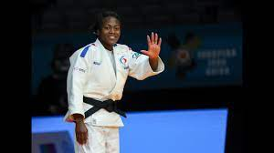 A total of 393 athletes could qualify for judo at the 2020 summer olympics. European Judo Champion 2020 Interview With Clarisse Agbegnenou Fra Youtube