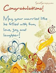 top 25 best wedding congratulations quotes ideas on pinterest Wedding Greeting Card Quotes happy wedding wishes messages congratulations! may your married life be filled with fun, parents wedding greeting card quotes
