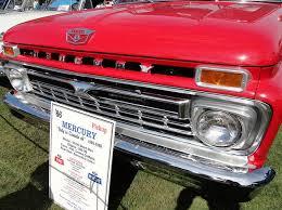 1966 Mercury M-100 Custom Cab Pickup Truck   VINTAGE VS MODERN CARS ...