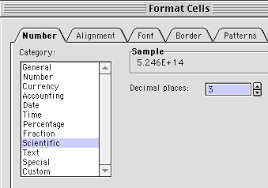 Section 1 B 3 Significant Figures In Excel