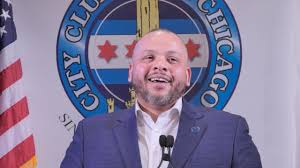 City Club of Chicago: Chicago Treasurer Kurt Summers | WGN Radio 720 -  Chicago's Very Own
