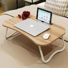 laptop bed table with simple dormitory lazy desk on bed desk deskable foldable multi purpose small table bed table laptop bed table supplier laptop bed