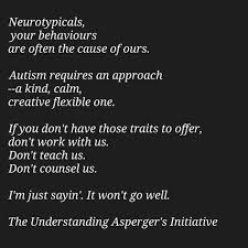 Working With Autistic People What Type Of People Should Work With Autistic Children
