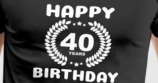 Tijdelijk 40th Birthday Card 40 Card 40th Birthday Husband Wife