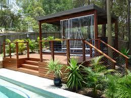Inground Pool Decking Options Ideas In Australia
