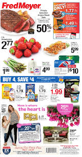 the new fred meyer ad starts today may 9th and runs through tuesday may 15th as always make sure to check out fred meyer s es before heading out
