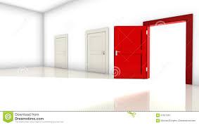 wide open doors.  Doors Wide Open Red Door On Open Doors