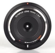 Ультратонкий <b>Olympus Body Cap Lens</b> - Фотосклад.Эксперт