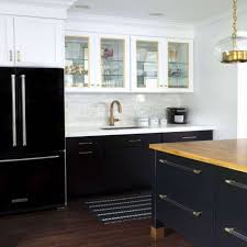 Cabinet Fascinating Two Tone Kitchen Cabinets For Chic Kitchen