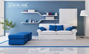 wall paint colors.  Colors Popular Paint Colors For One Wall In Living Room  Royal Blue  In Wall Paint Colors