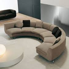 rounded sectional sofa ideal as sofa table for lazy boy sofas