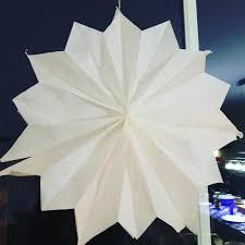 Eine Coole Idee Als Weihnachtsstern Aus Papiertüten