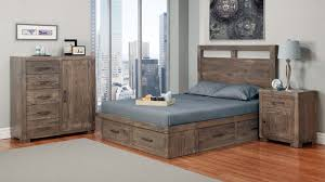 S 5 Best Rustic Wood Bedroom Sets 11
