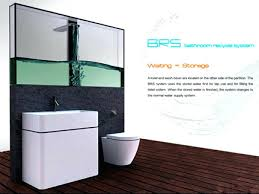 Shower Toilet Combo Toilet Seat Attachment Interior Sink Combination Unit Bathtub