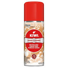 KIWI Suede & <b>Nubuck Cleaner Aerosol</b> Spray - 4.25oz : Target