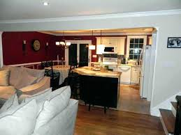 kitchen living room open plan kitchen living room flooring ideas open floor plan kitchen living room