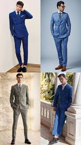 mens double ted suits spring summer wedding guest outfit
