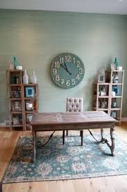 Four Chairs Furniture + Cadence Homes \u2013 Day 1. Turquoise OfficeTurquoise ...  Pinterest a