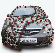 Wedding Car Decorate Fresh Flower Car Wedding Car Decoration Best Weding Cars Best