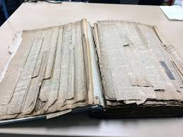 experts in historical book scanning