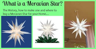 what is a moravian star more than just a holiday decoration