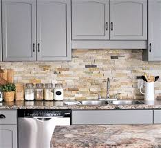 gorgeous gray painted kitchen cabinets