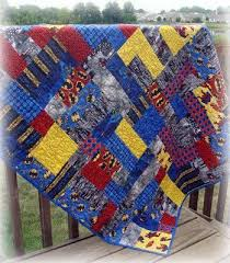 Best 25+ Superhero quilt ideas on Pinterest | Patch pants, Boys ... & Super hero quilt, batman, superman, spiderman! Awesome pattern with a  variation of Adamdwight.com