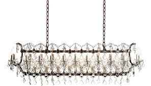 crystal rectangular large chandelier bytimothy oulton