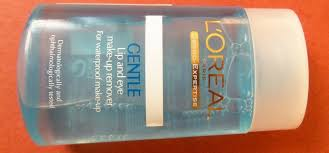 l oreal paris dermo expertise lip and eye make up remover