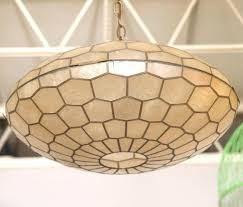 chandeliers capiz shell chandelier hanging lamp pendant lighting ideas top light shade hand diy