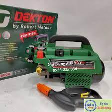 GIÁ TỐT] Máy rửa xe chỉnh áp Dekton 2500W - chỉnh áp phù hợp cả rửa xe oto  và vệ sinh điều hòa máy lạnh, Giá siêu tốt 1,599,000đ! Mua nhanh tay! -