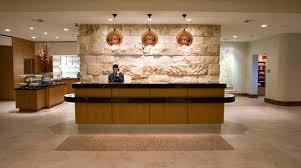 Hotel In Richardson Tx Hilton Garden Inn Near Dallas intended for Luxury Hotel  Front Desk