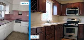 before and after kitchen remodels photos all home decorations