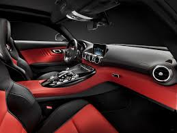mercedes amg 2015 interior. Wonderful Amg The Interior Of The MercedesAMG GT Also Boasts A Fascinatingly Exclusive  Look And Feel With Finest Materials Outstanding Workmanship Combining To  On Mercedes Amg 2015 Interior M