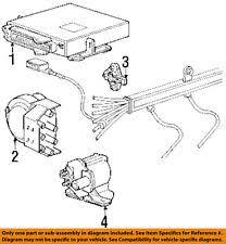 bmw bmw 840ci engine computers bmw oem 1997 840ci 4 4l v8 icm ignition control module 12141429991
