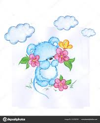 Birthday Cards Design For Kids Ute Little Mouse Flowers Butterfly Perfect Kids Print Birthday Cards